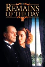 Nonton film The Remains of the Day (1993) terbaru