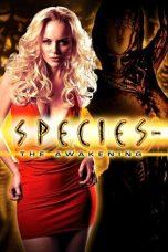 Nonton film Species: The Awakening (2007) terbaru
