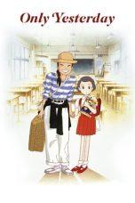 Nonton film Only Yesterday (Omohide poro poro) (1991) terbaru