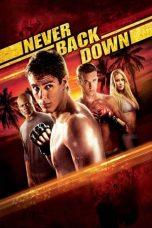 Nonton film Never Back Down (2008) terbaru