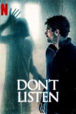 Nonton film Don't Listen (Voces) (2020) terbaru