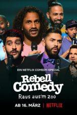 Nonton film RebellComedy: Straight Outta the Zoo (2021) terbaru