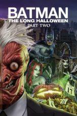 Nonton film Batman: The Long Halloween, Part Two (2021) terbaru