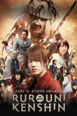 Nonton film Rurouni Kenshin Part II: Kyoto Inferno (2014) terbaru